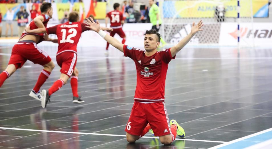 Чемпионат Казахстана по футзалу: «Кайрат» – первый финалист
