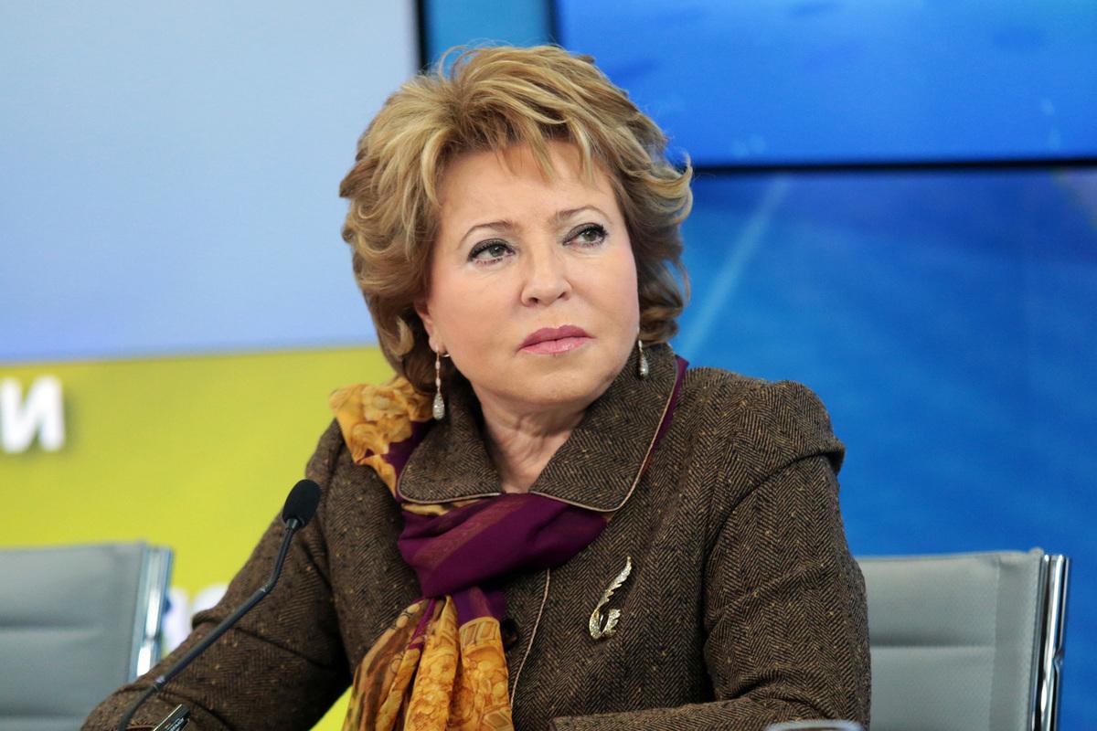 Валентина Матвиенко посетит Казахстан в конце апреля