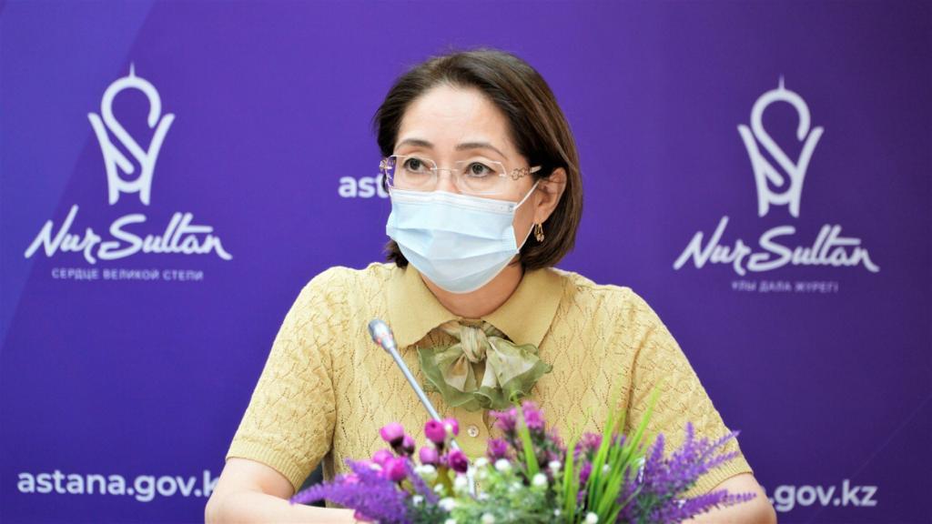 Главный государственный санитарный врач столицы обратилась к горожанам