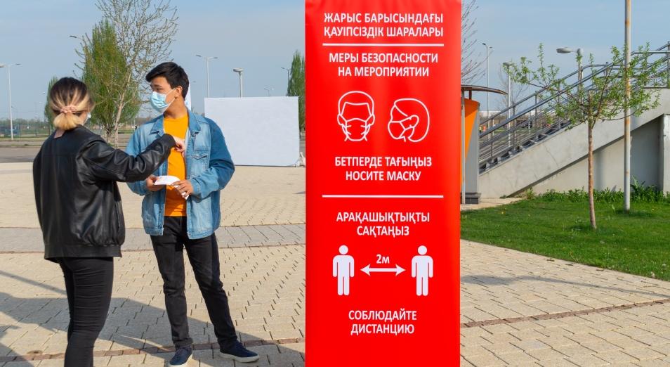 Коронавирус в Казахстане: ситуация идет к стабилизации