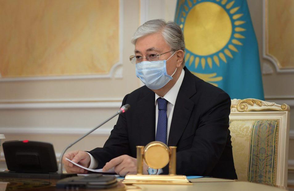 Токаев принял директора медиахолдинга ATAMEKEN BUSINESS