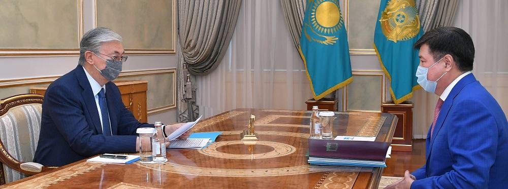Касым-Жомарт Токаев считает честность главным приоритетом работы судей