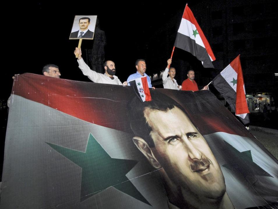 Сирия революциясына 10 жыл