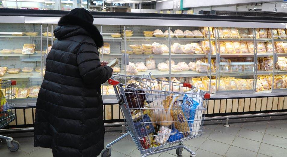 Годовой рост цен на продукты увеличился до 10,8%