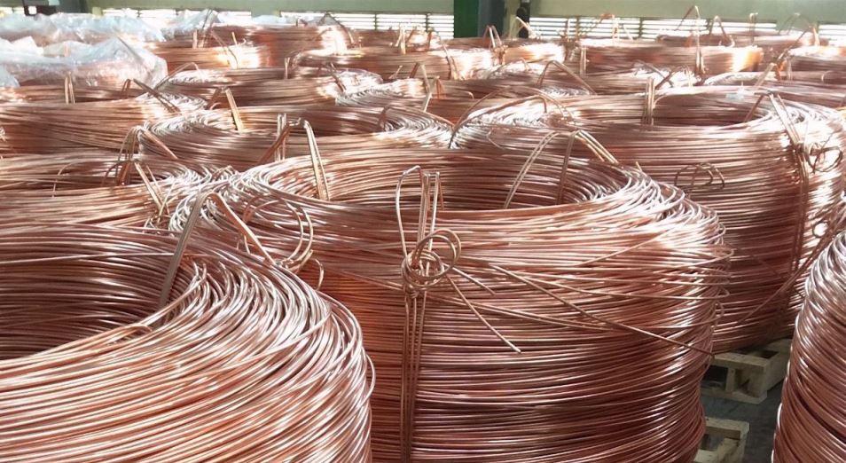 Цены на медь бьют многолетний рекорд на восстановлении Китая