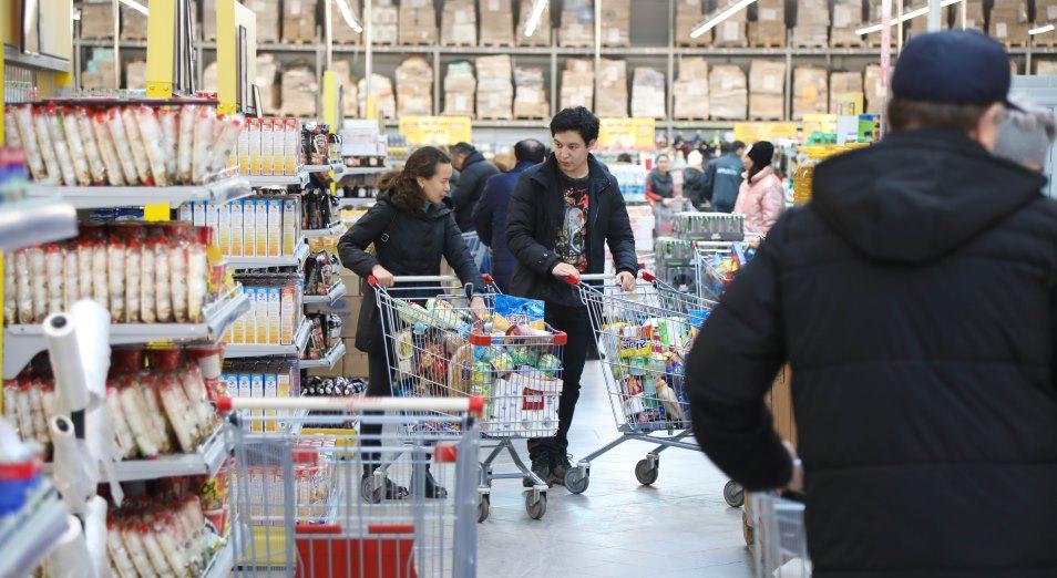 За инфляцию «ответственна» еда