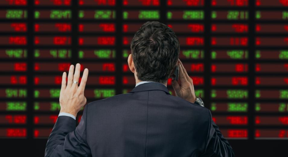 На американских рынках началась коррекция