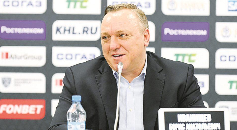 Президент «Барыса»: «Задачу попасть в плей-офф никто не снимал»