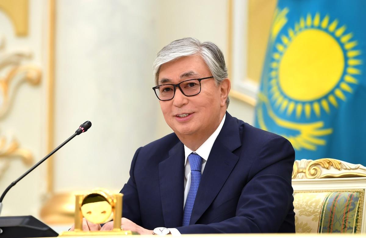 Касым-Жомарт Токаев поздравил казахстанцев с Көрісу күні
