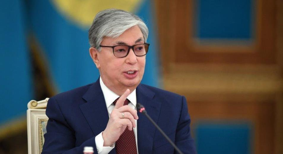 Касым-Жомарт Токаев обратился к главам государств – членов Евразийского экономического союза