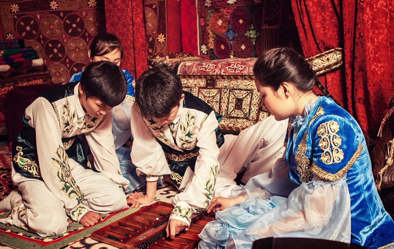 ЮНЕСКО признало игру тогыз кумалак культурным наследием человечества