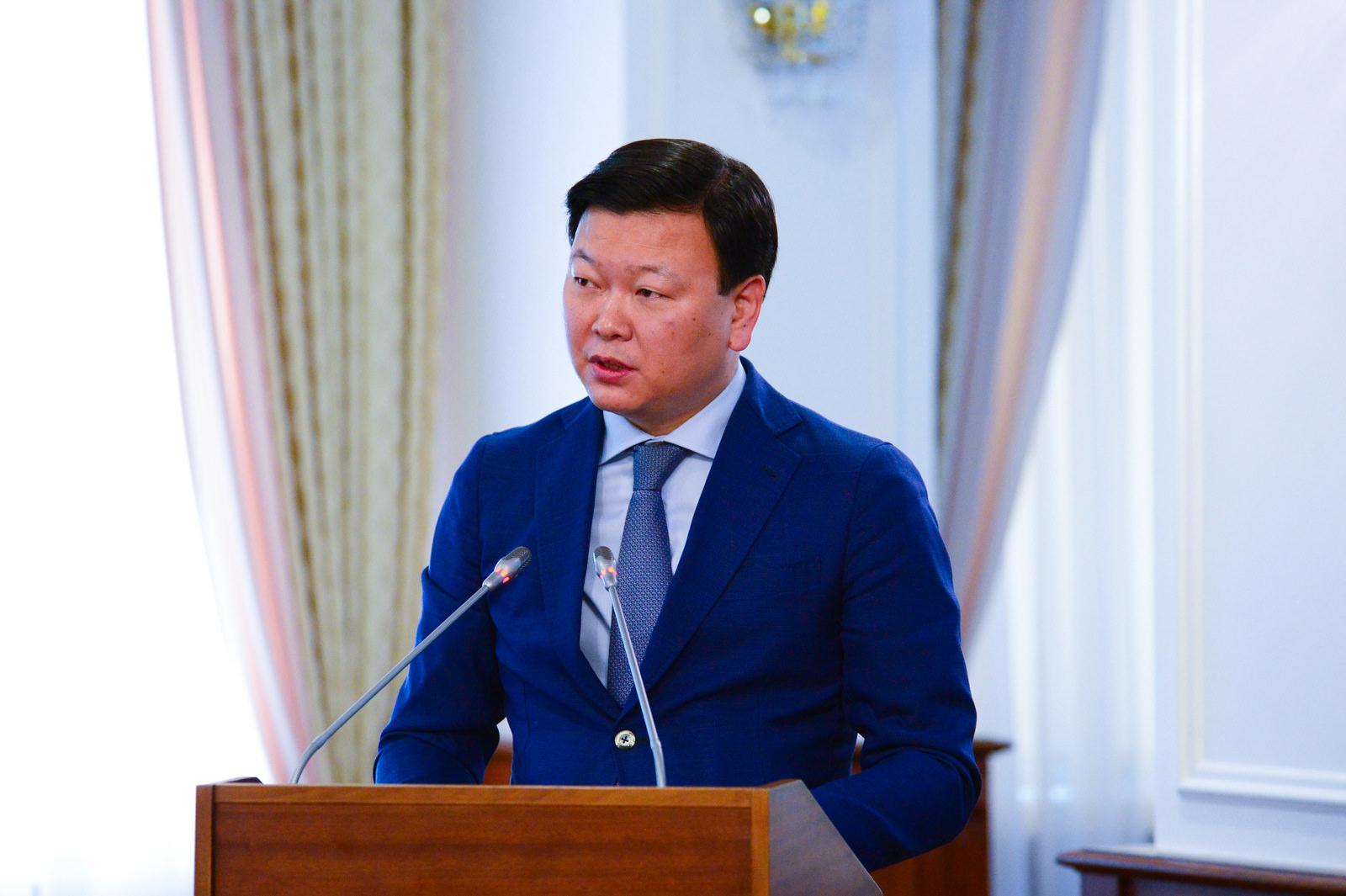 О чем сказал и о чем умолчал Алексей Цой на отчетной встрече