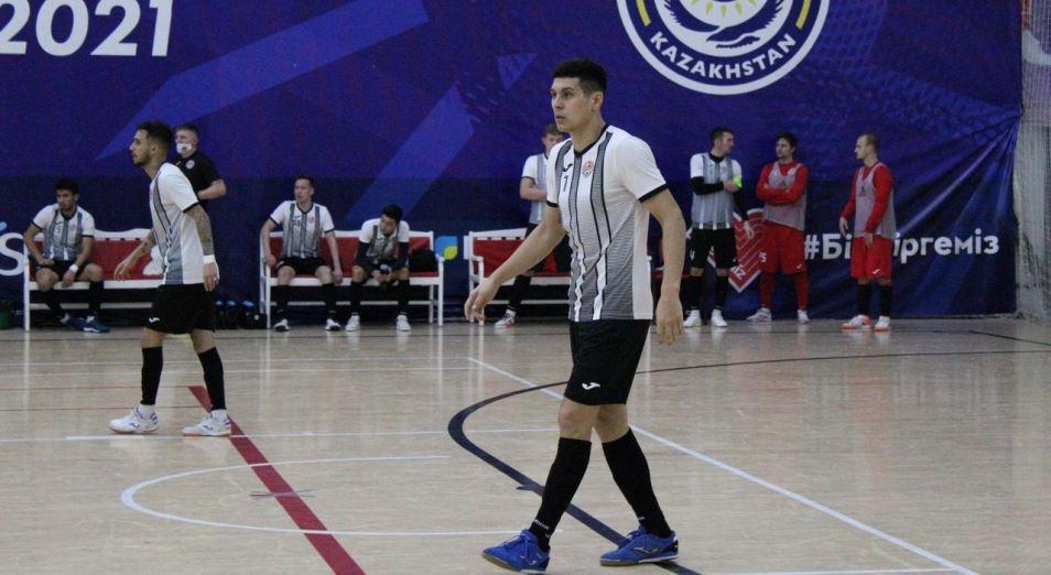«Аят» в шестой раз выиграл бронзу футзального чемпионата РК