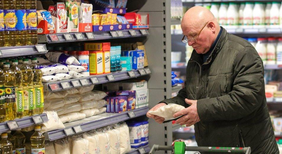 Социально значимые продукты питания с начала года подорожали на 6,7%