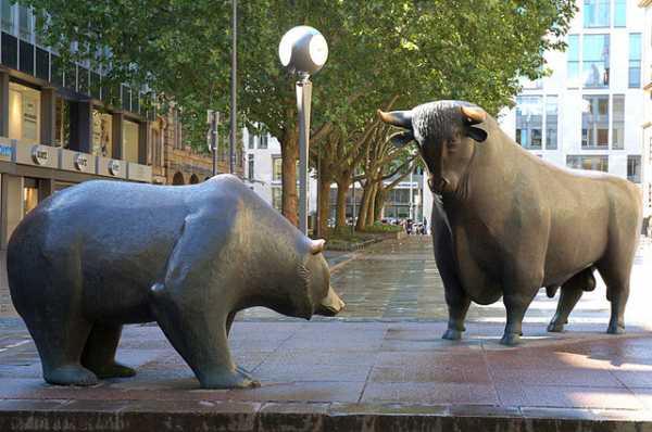 Биржевые «медведи» активизировались