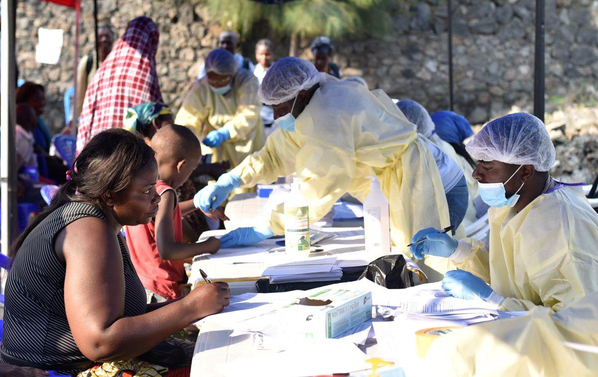 В ДР Конго число умерших от лихорадки Эбола выросло до четырех