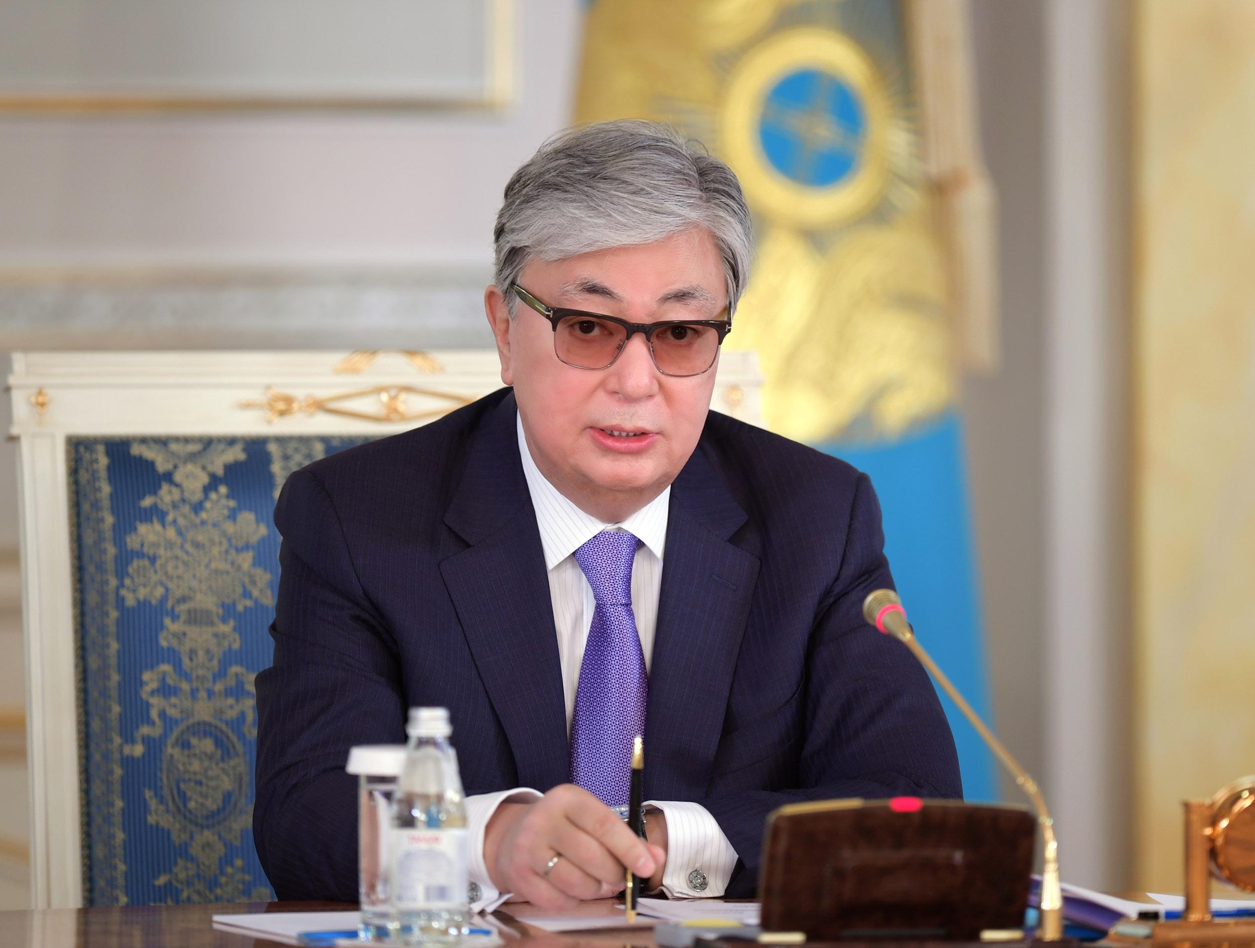 Токаев после выборов проконсультируется с парламентом по кандидатурам нового состава правительства Казахстана