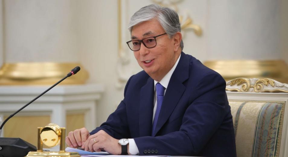 Токаев: Наш народ един в своем стремлении построить справедливое, прогрессивное, процветающее государство