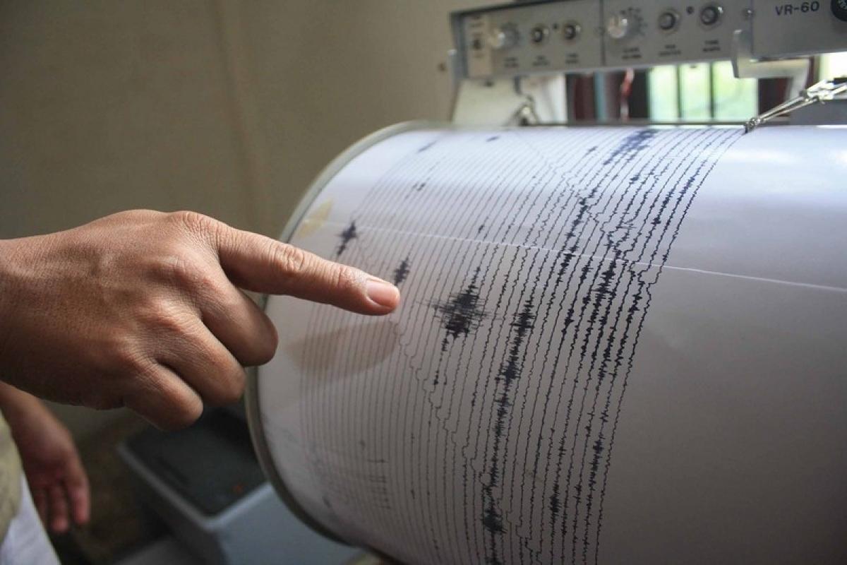 В 181 км от Алматы произошло землетрясение