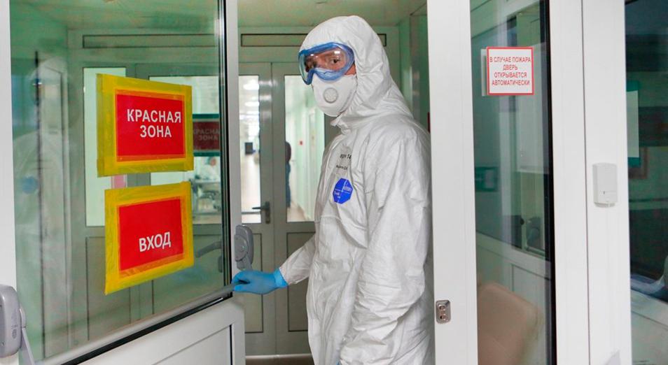 Коронавирус в Казахстане: один город остался в красной зоне