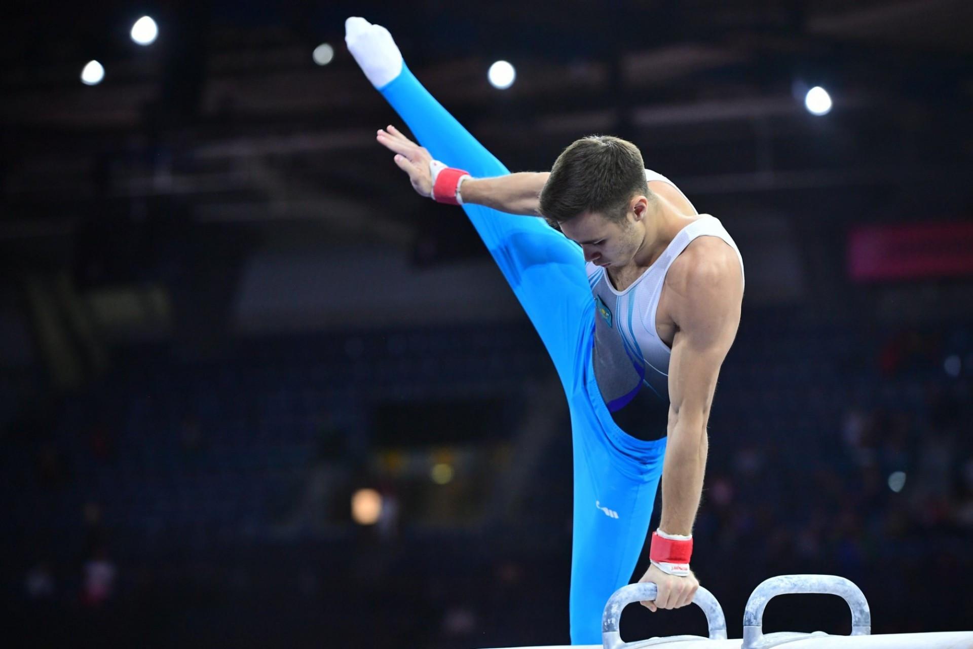 Алматыда спорттық гимнастикадан ел чемпионатының жеңімпаздары белгілі болды