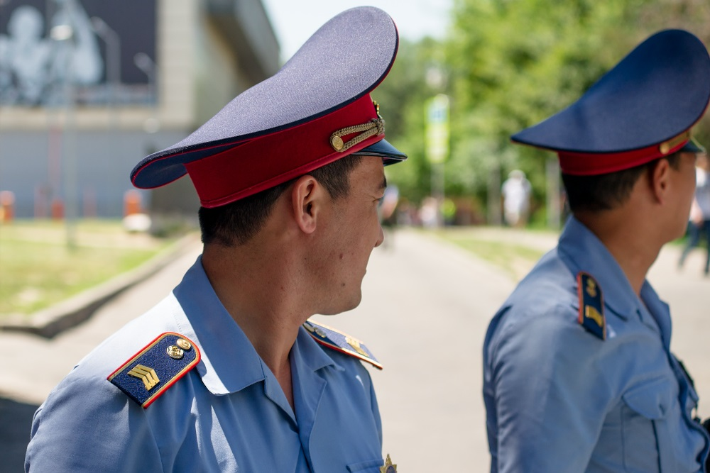 Алматыда 36 жаңа учаскелік полиция пункті ашылады