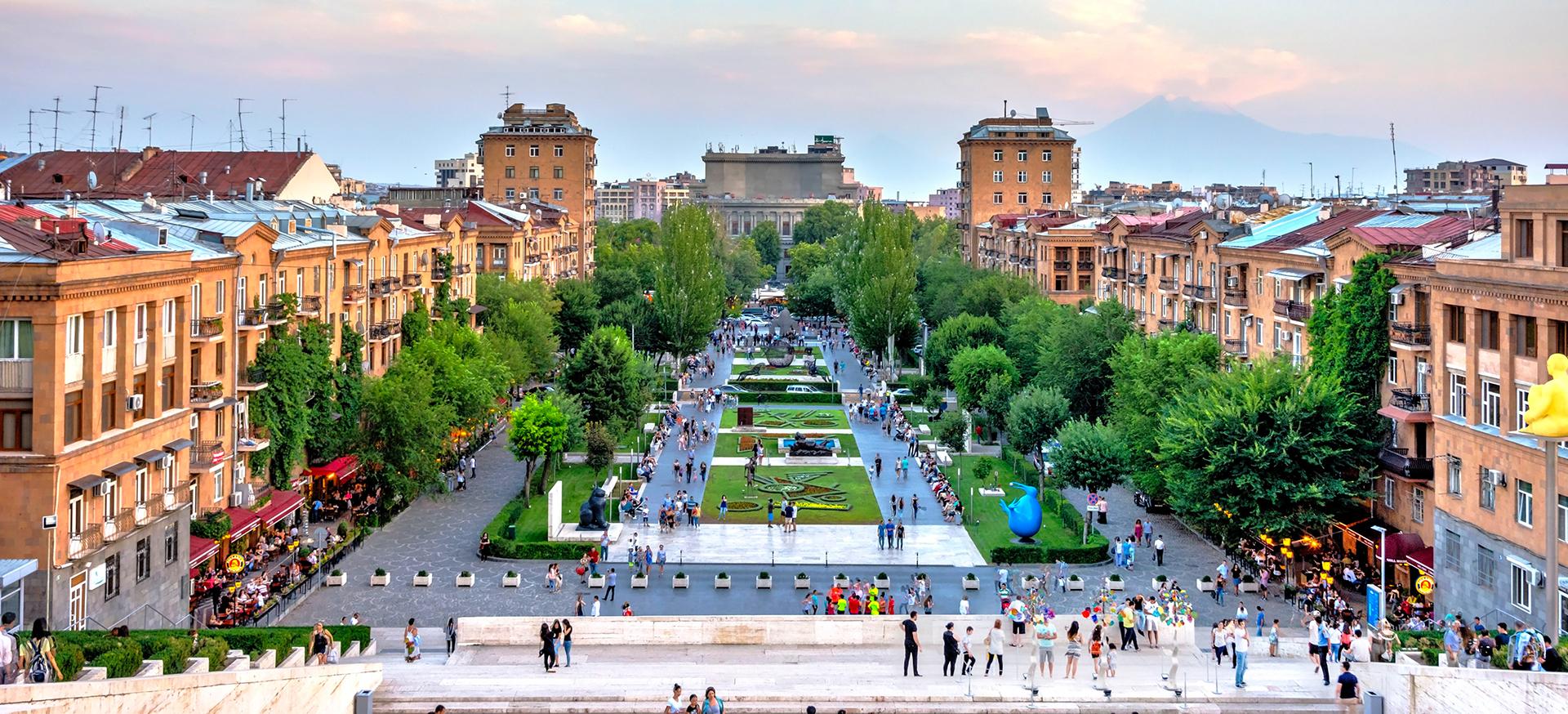 Армения готова принимать привитых от коронавируса