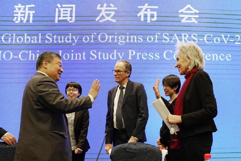 АҚШ ДДСҰ-ның коронавирусқа қатысты Қытайдағы зерттеуіне күмән келтіріп отыр