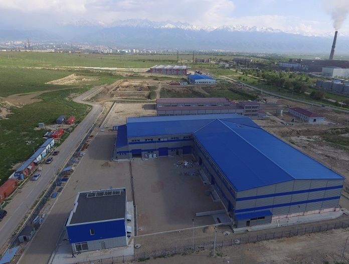 Биыл Алматының Индустриалды аймағында 9 жаңа кәсіпорын ашылады
