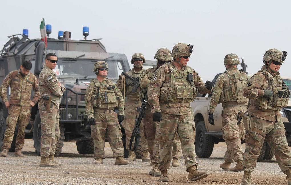 США могут разместить выведенные из Афганистана войска в Узбекистане и Таджикистане