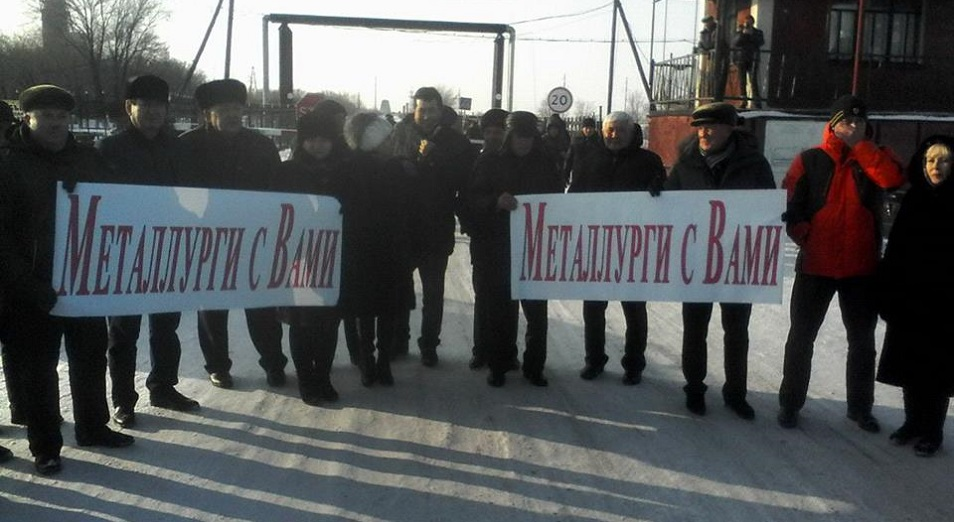 13 декабря за ночь на поверхность поднялось 154 шахтера «АрселорМиттал Темиртау»