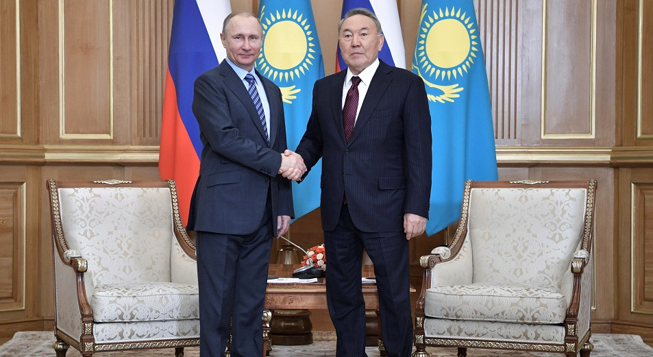 Зачем Путин приезжал в Алматы