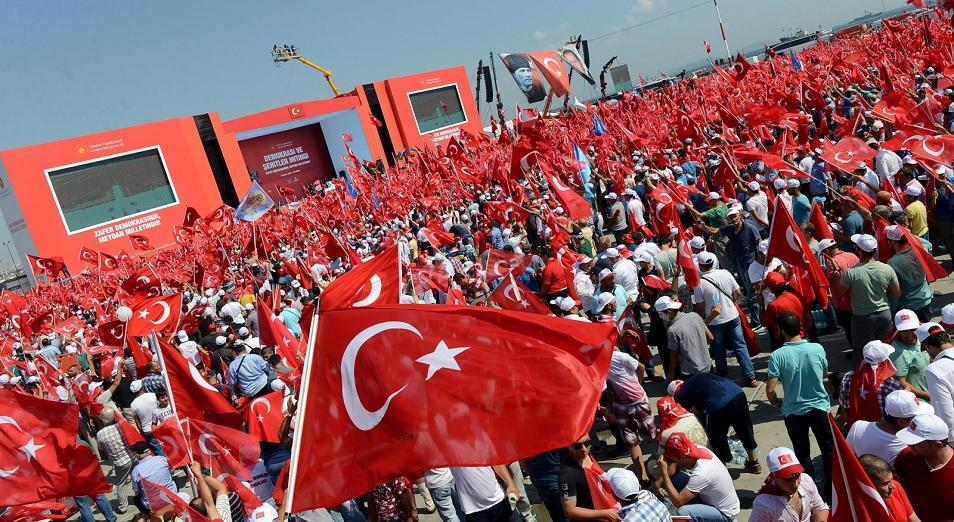 Түркия президенттік жүйеге өтпек