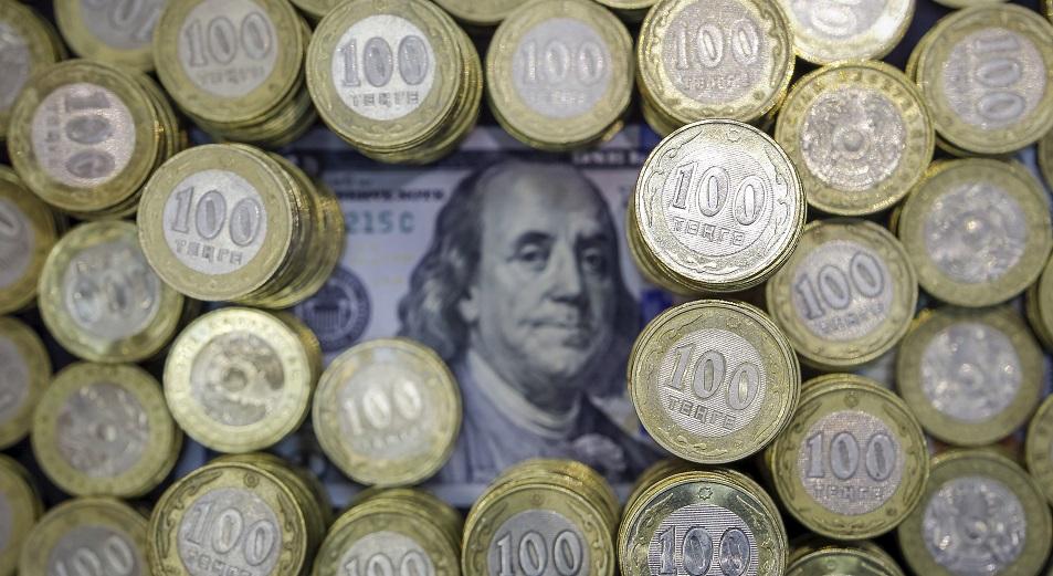 Ұлттық валюта 3 теңгеге нығайды