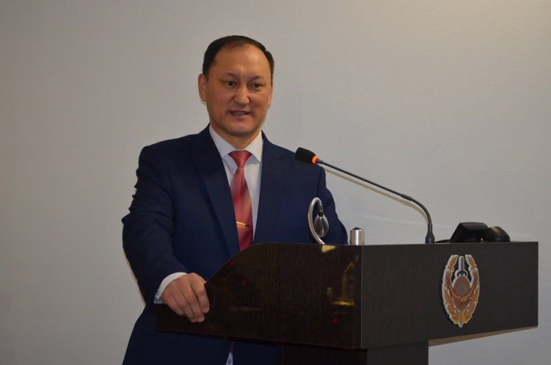 Первым замначальника ДВД Павлодарской области назначен полковник полиции из СКО