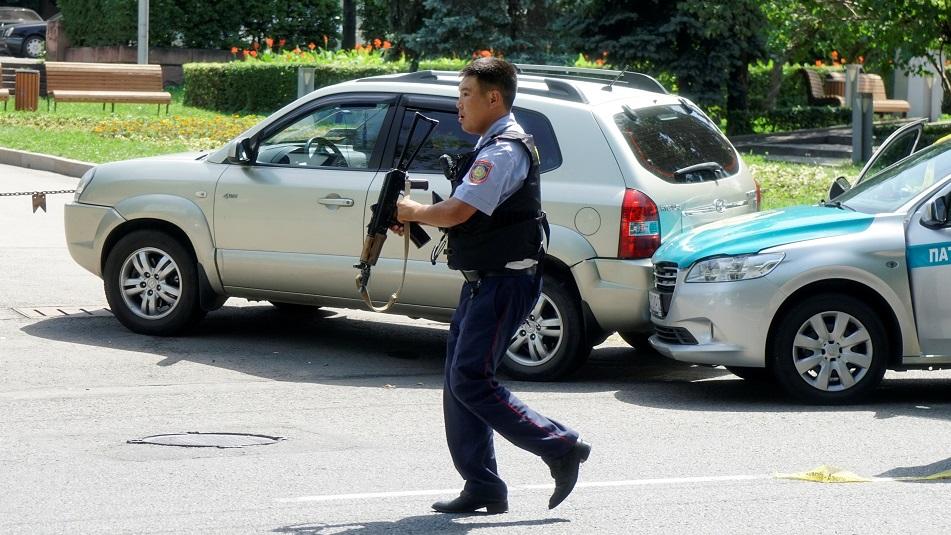 КНБ: ответственность за терроризм в Казахстане будет ужесточена