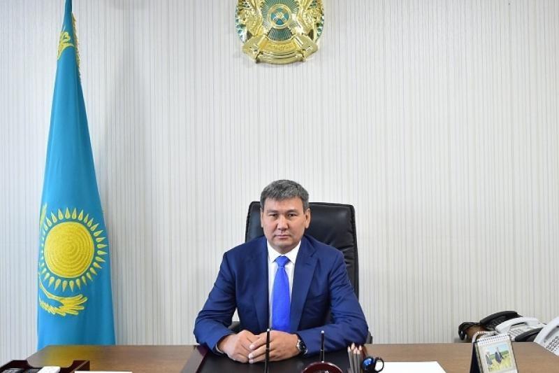 Назначен новый заместитель акима Южно-Казахстанской области