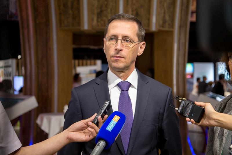 """Национальный день Венгрии отпраздновали в рамках """"Экспо"""""""