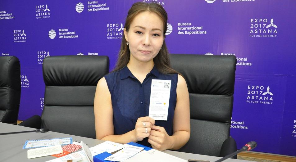 «Астана Экспо – 2017» преодолела отметку в миллион посещений