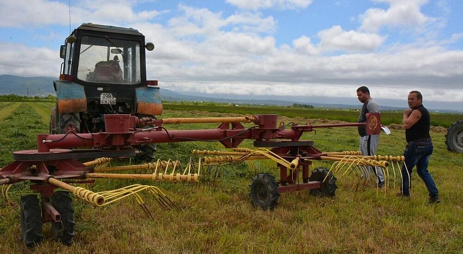 У сельчан появился интерес к сельхозкооперации