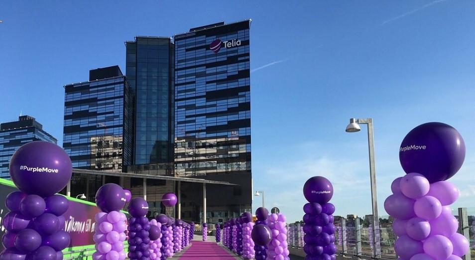 Telia назвала слухами продажу Kcell туркам