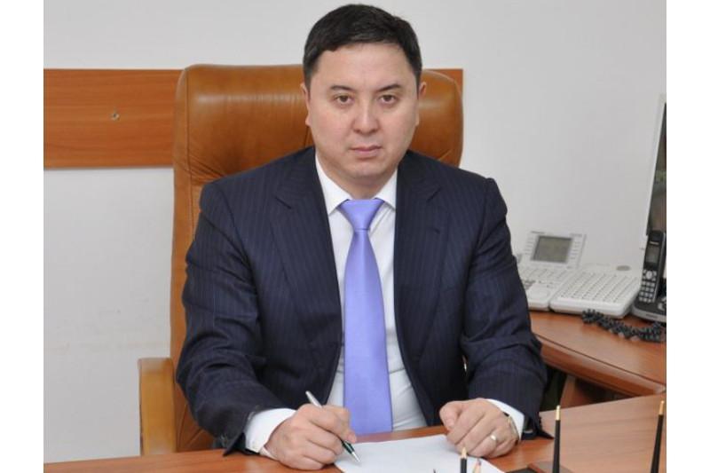 Новый руководитель департамента госдоходов назначен в Костанайской области