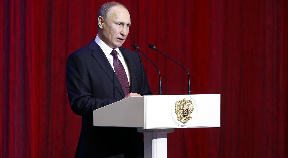 Путин проинспектирует Центральную Азию