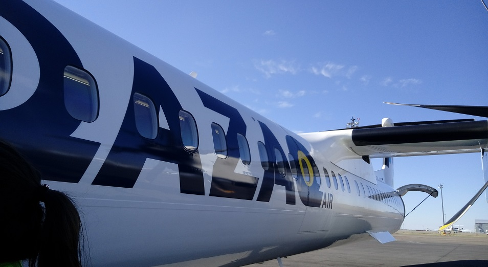 Qazaq Air стремится в Россию