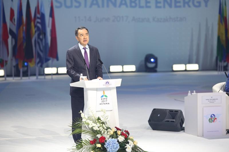В Астане начала свою работу министерская конференция «Обеспечение устойчивого развития энергетики»