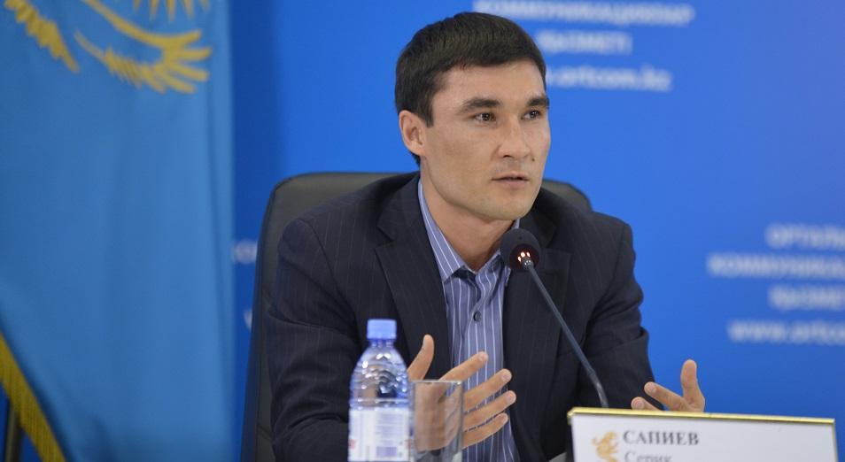 Третий казахстанский олимпиец стал депутатом