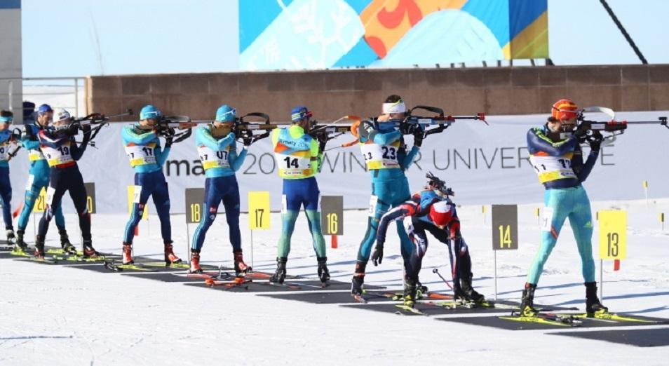 Казахстанские биатлонисты подозреваются в употреблении допинга