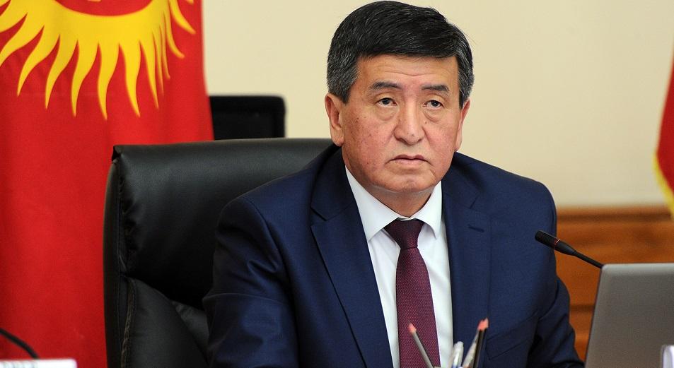 Принятый за Алмазбека Атамбаева