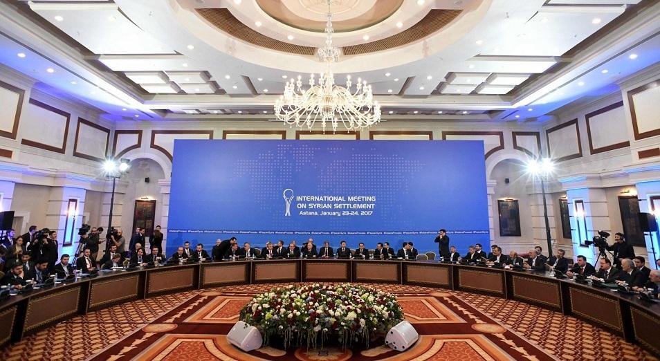 Астана келіссөзінен кейін Сирия халқының жүзінде күлкі пайда болды