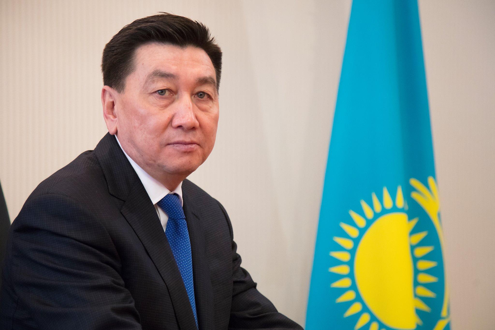 Экс-аким Мангистауской области стал первым вице-министром по инвестициям и развитию